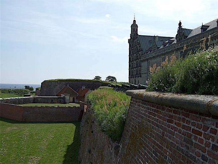 Замок Кронборг (Kronborg Castle) 47272