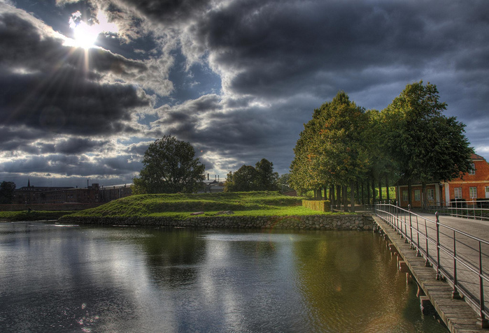 Замок Кронборг (Kronborg Castle) 74550