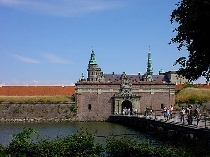 Замок Кронборг (Kronborg Castle) 87032