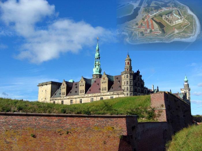 Замок Кронборг (Kronborg Castle) 84819