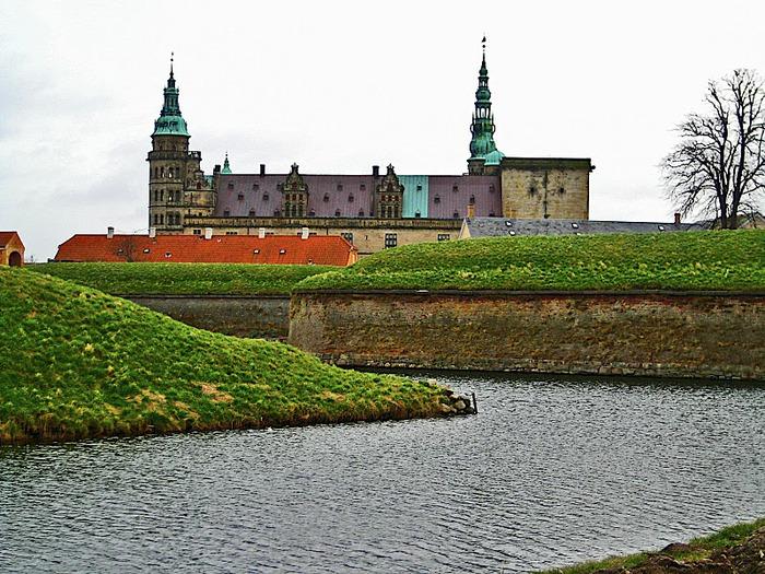Замок Кронборг (Kronborg Castle) 72883