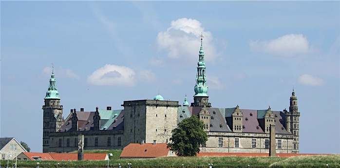 Замок Кронборг (Kronborg Castle) 25825