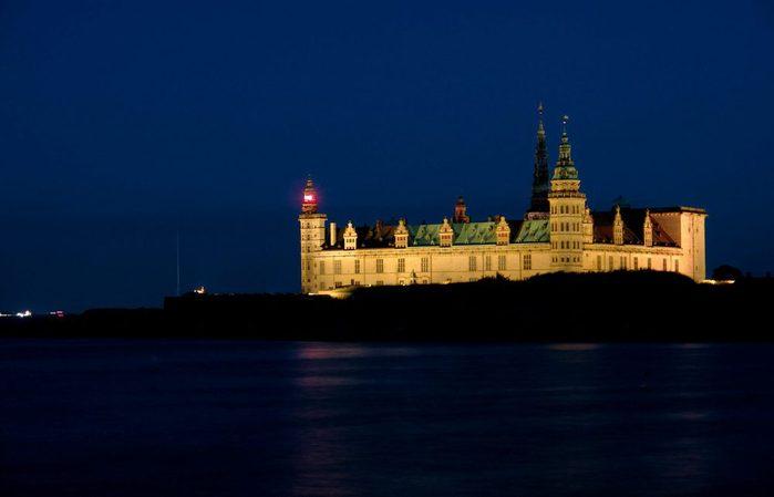 Замок Кронборг (Kronborg Castle) 29735