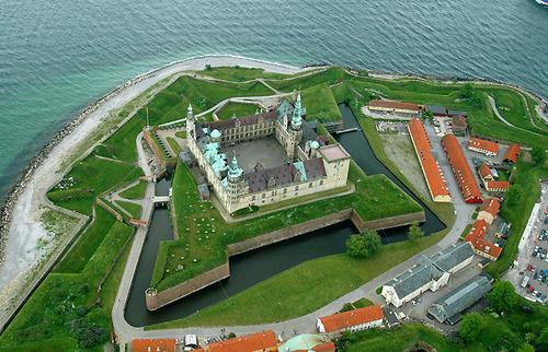 Замок Кронборг (Kronborg Castle) 66275