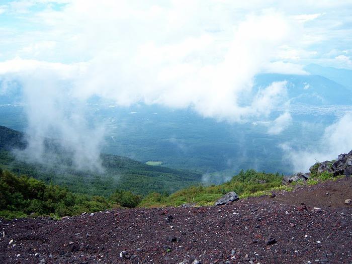 Япония: священная гора Фудзияма 33239