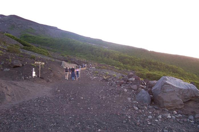 Япония: священная гора Фудзияма 25000