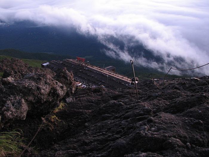 Япония: священная гора Фудзияма 20681