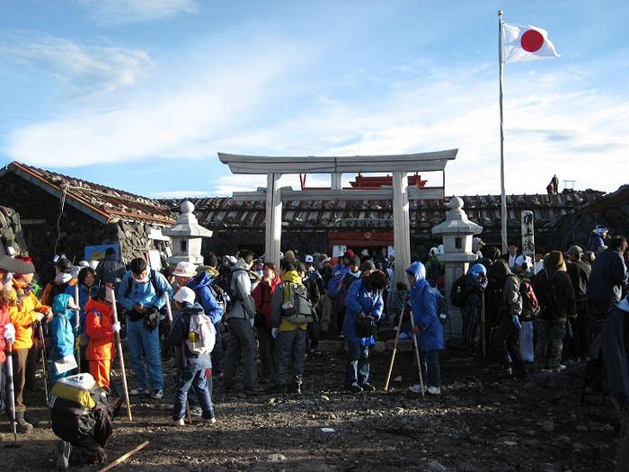 Япония: священная гора Фудзияма 18021