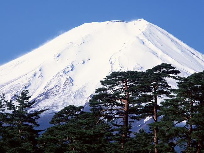 Япония: священная гора Фудзияма 61481