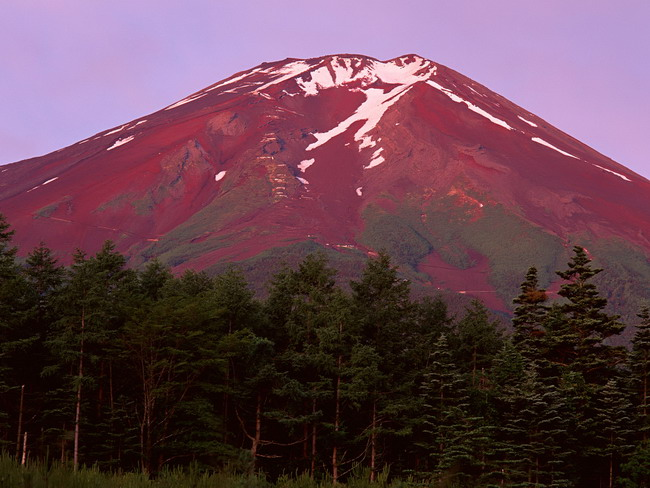 Япония: священная гора Фудзияма 77250
