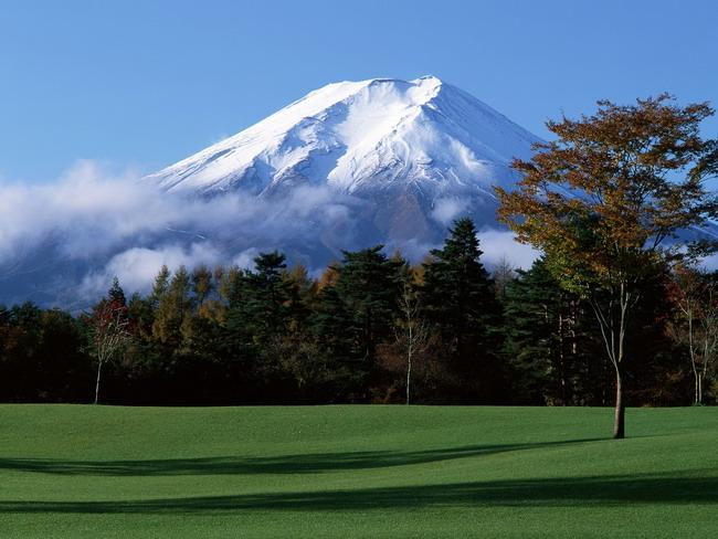Япония: священная гора Фудзияма 47676