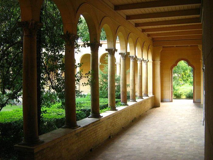 Дворец Сан-Суси 94668