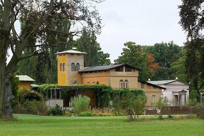 Дворец Сан-Суси 34465