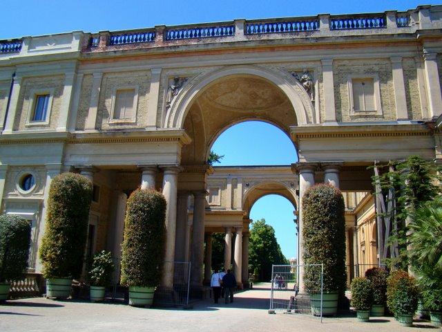 Дворец Сан-Суси 43848