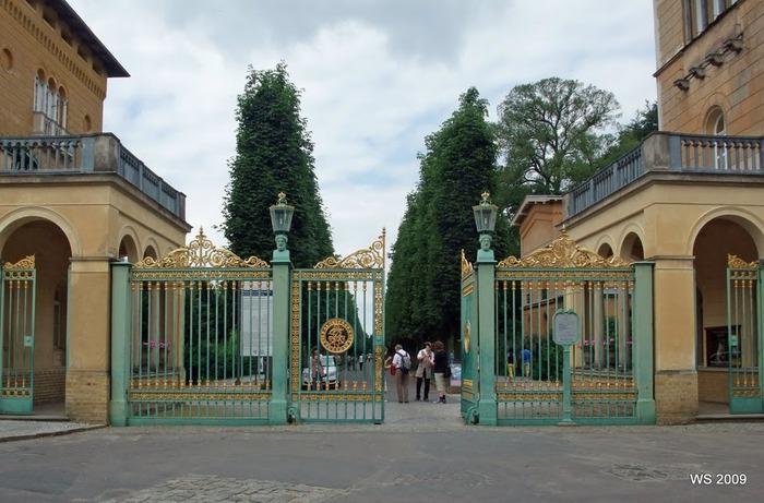 Дворец Сан-Суси 57169