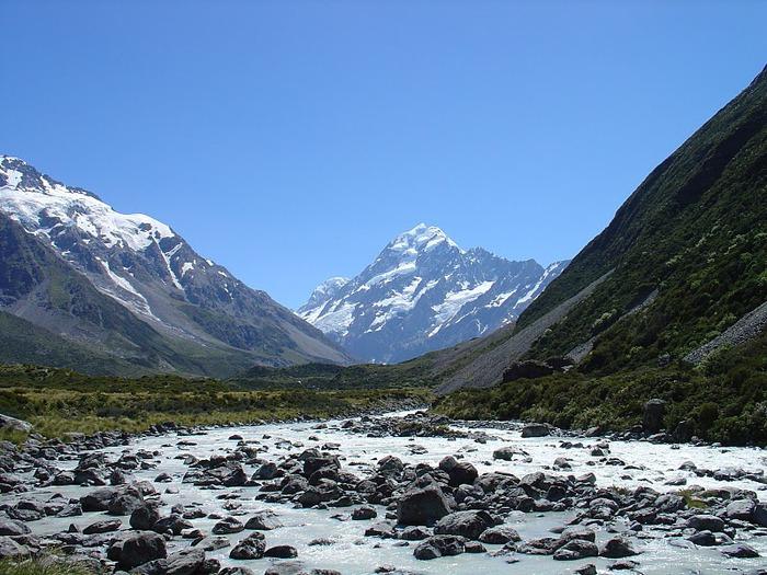 Новая Зеландия — это где? 46657