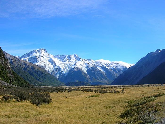 Новая Зеландия — это где? 56501