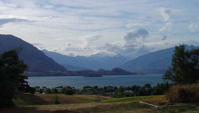 Новая Зеландия — это где? 46792