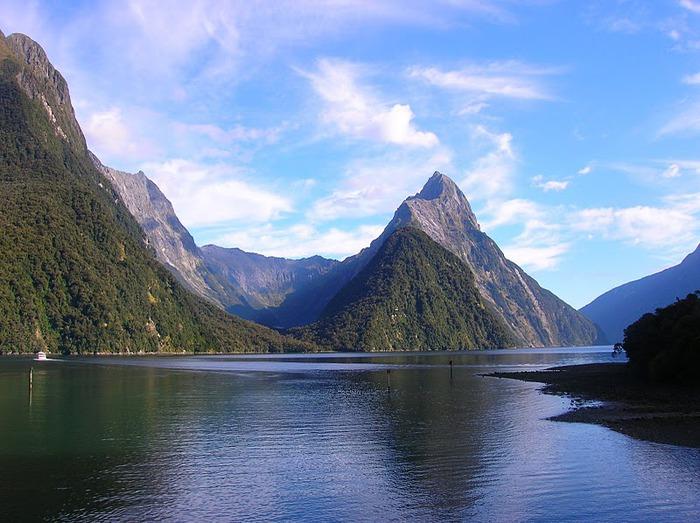 Новая Зеландия — это где? 66462