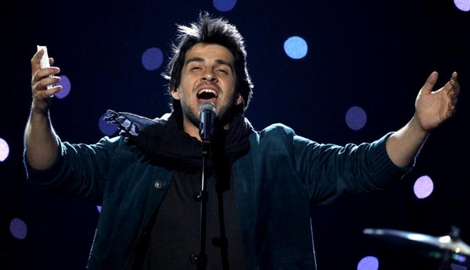 Евровидение-2010 (Eurovision-2010) Финал Музыкальный коллектив Петра Налича Lost And Forgotten (Потерянный и забытый), Осло, Норвегия, 29 мая 2010 года.