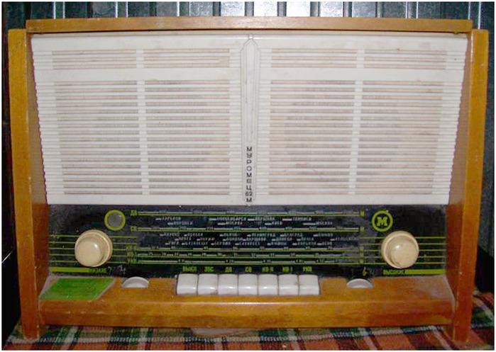 настольная радиола 2
