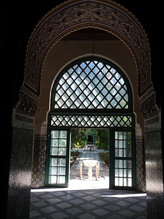 PALAIS DE LA BAHIA / ДВОРЕЦ БАХИЯ (Маракеш) 66413