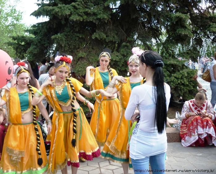 школа восточного танца Лакшми