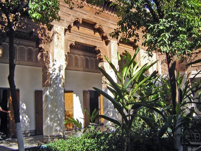 PALAIS DE LA BAHIA / ДВОРЕЦ БАХИЯ (Маракеш) 94423
