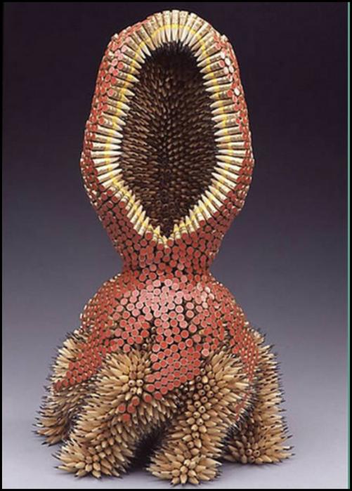 40 необычных скульптур от Дженифер Маестре (Jennifer Maestre)