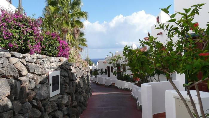 «Волшебный остров» — маленький остров Гомера 83512