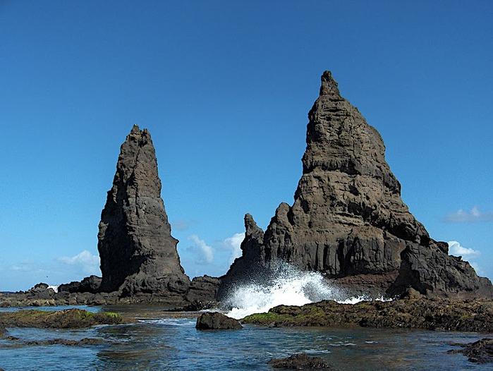 «Волшебный остров» — маленький остров Гомера 56172