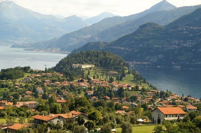 У низкого моря в Тоскане 45440