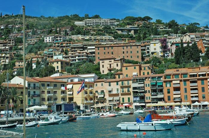У низкого моря в Тоскане 84729