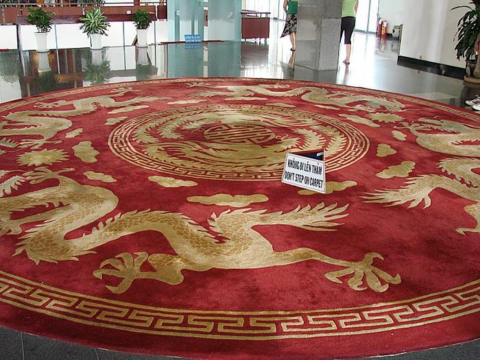 Дворец Воссоединения (Reunification Palace) 45685