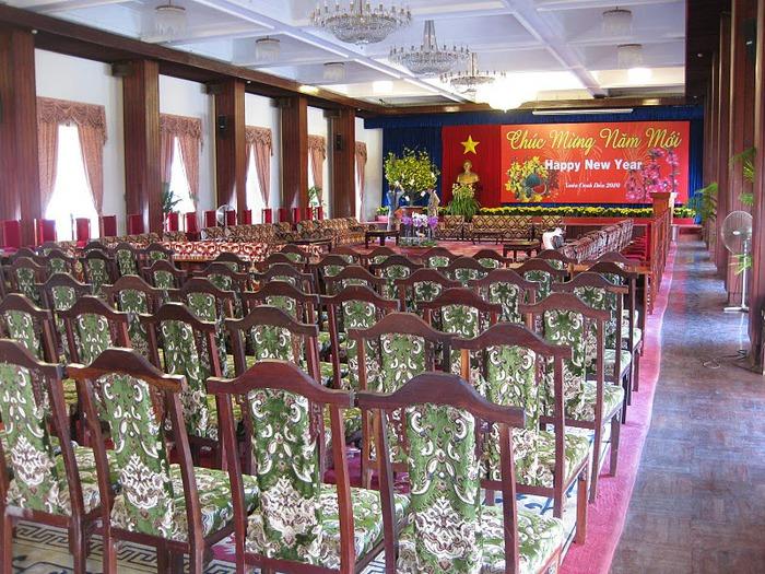 Дворец Воссоединения (Reunification Palace) 35317