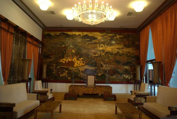 Дворец Воссоединения (Reunification Palace) 74329