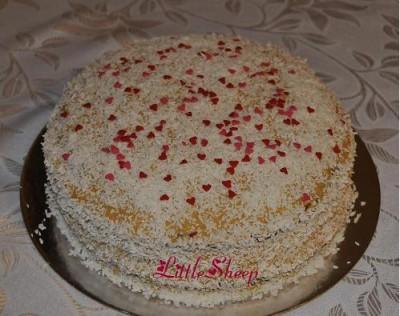 Рецепт торта Женские прихоти