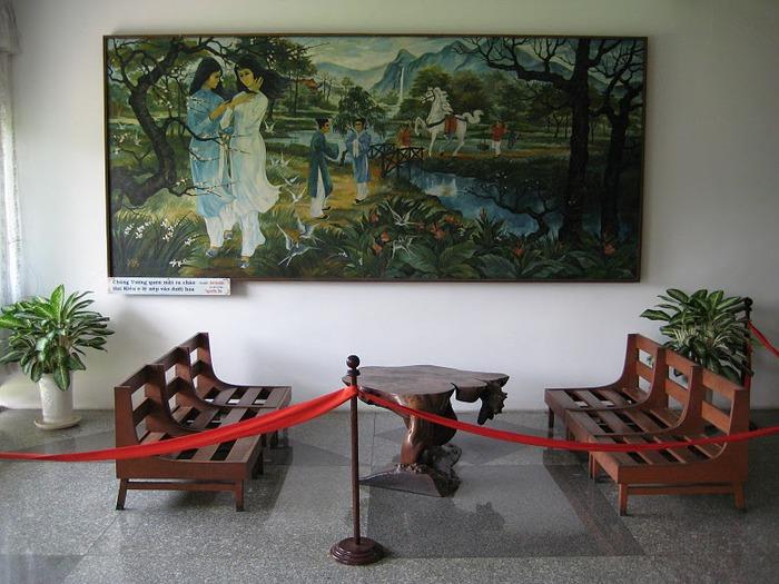Дворец Воссоединения (Reunification Palace) 45796