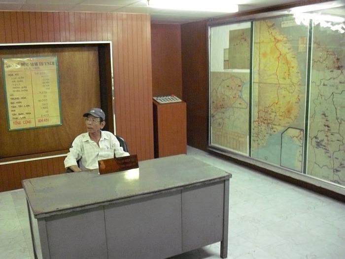 Дворец Воссоединения (Reunification Palace) 68445