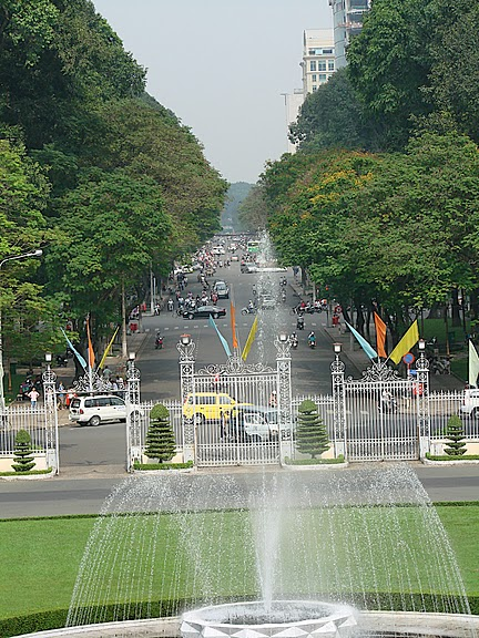 Дворец Воссоединения (Reunification Palace) 83538