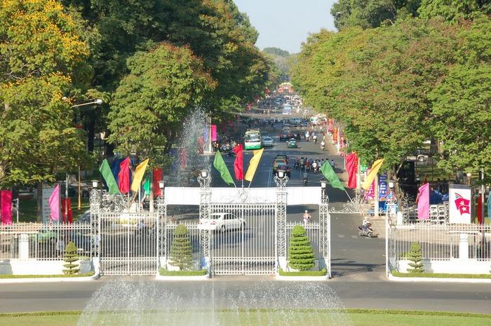 Дворец Воссоединения (Reunification Palace) 88187