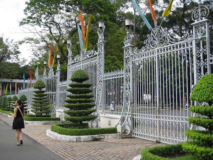 Дворец Воссоединения (Reunification Palace) 97198