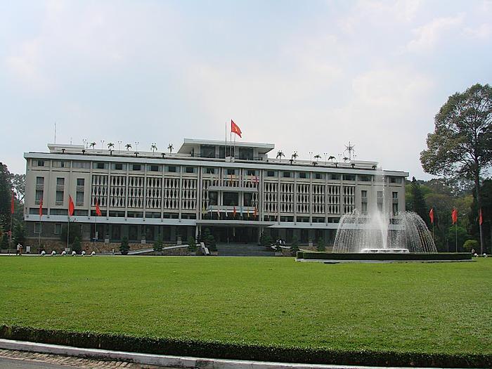 Дворец Воссоединения (Reunification Palace) 98813