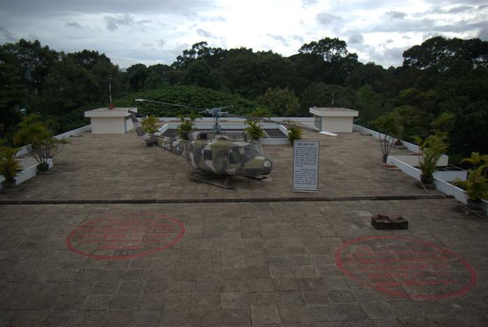 Дворец Воссоединения (Reunification Palace) 57636