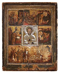 250px-Velikorezkaya Чудотворная икона святителя Николая С реки Великой (250x311, 36 Kb)