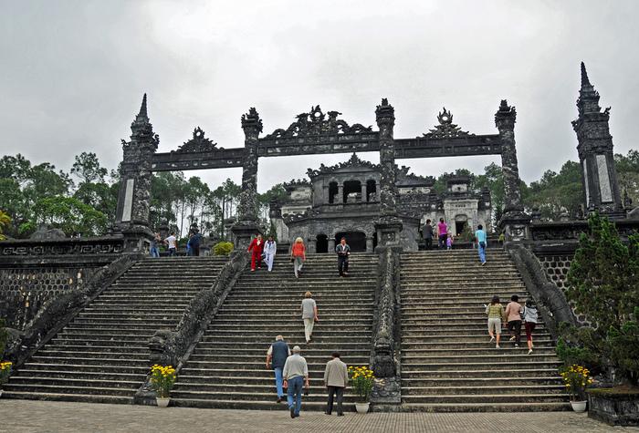 Мавзолей Кхай Динь -Tomb of Khai Dinh 58179