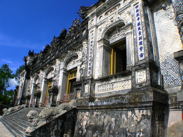 Мавзолей Кхай Динь -Tomb of Khai Dinh 58544