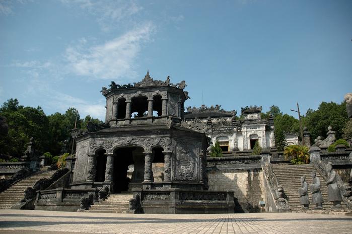 Мавзолей Кхай Динь -Tomb of Khai Dinh 82365