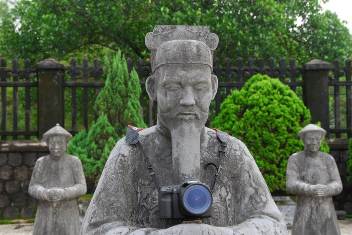 Мавзолей Кхай Динь -Tomb of Khai Dinh 83289