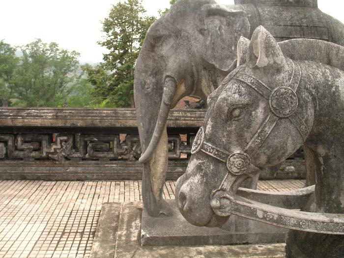 Мавзолей Кхай Динь -Tomb of Khai Dinh 78248